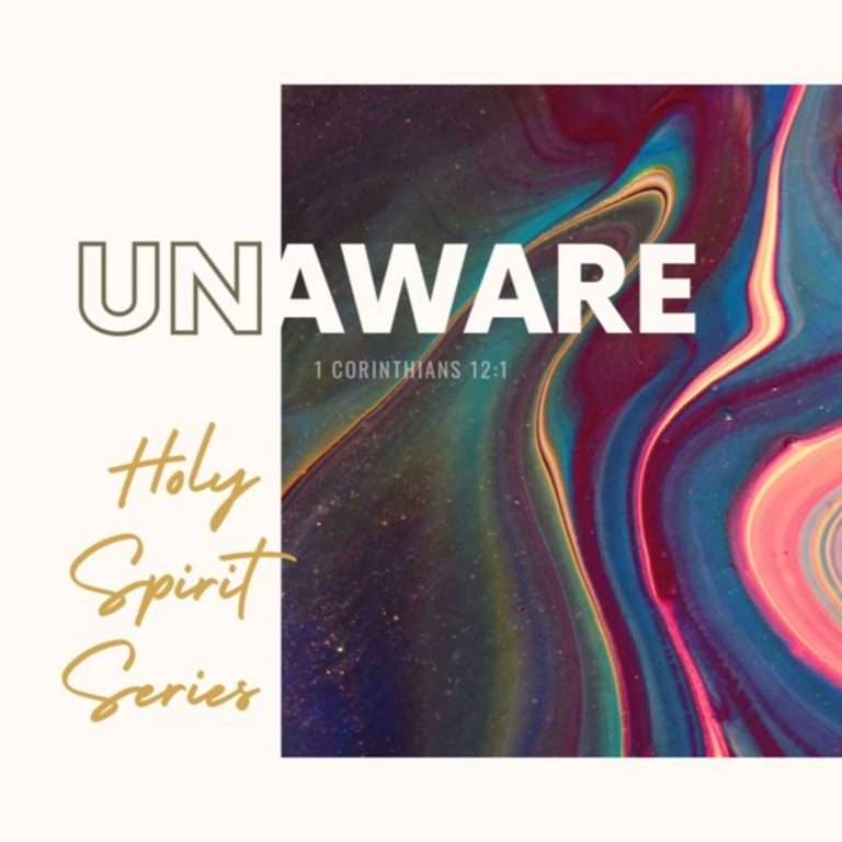 Unaware Series#5_Holy Anointing_P.Jeff