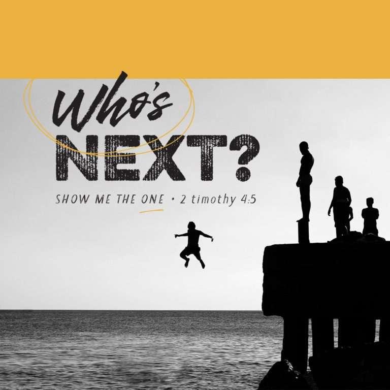 Who's Next Series#2_P.Jeff