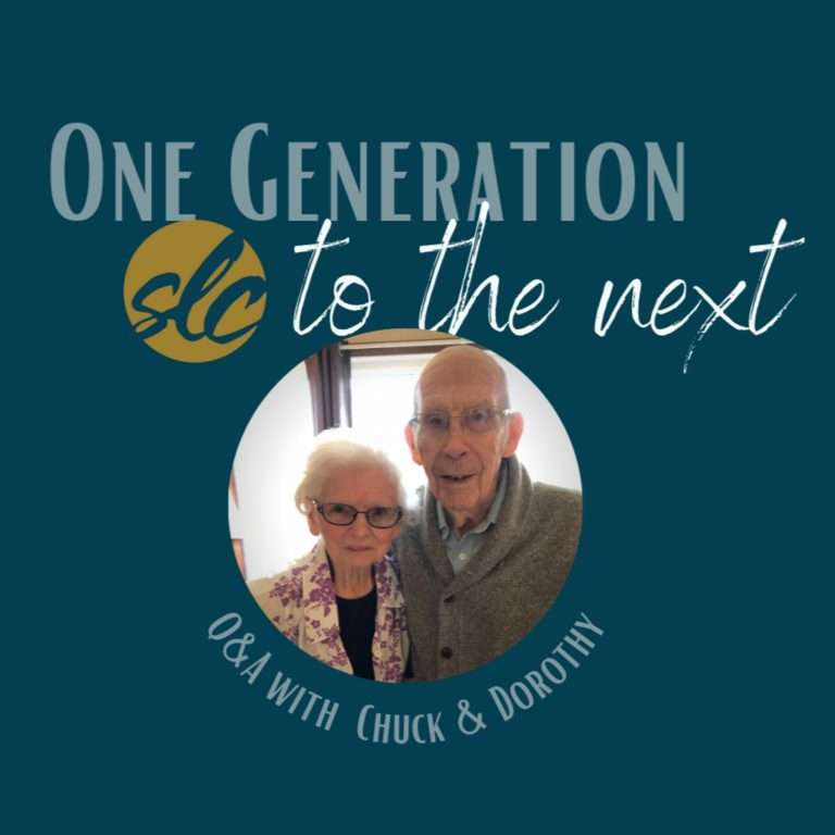 One generation to the next