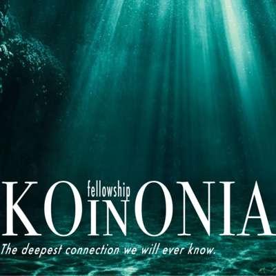 Koinonia Series#2_Staying in fellowship pt1_P.Jeff